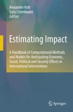 Estimating Impact