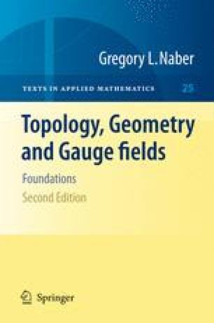 Topology, Geometry and Gauge fields