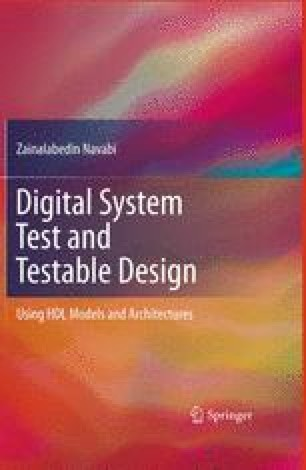 Digital System Test and Testable Design