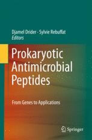Prokaryotic Antimicrobial Peptides