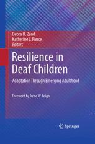 Community Cultural Wealth and Deaf Adolescents' Resilience
