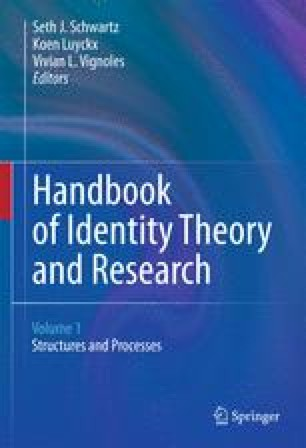 Group Identities: The Social Identity Perspective | SpringerLink