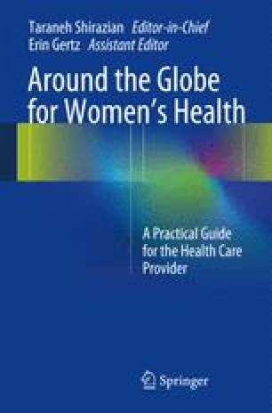 Around the Globe for Women's Health