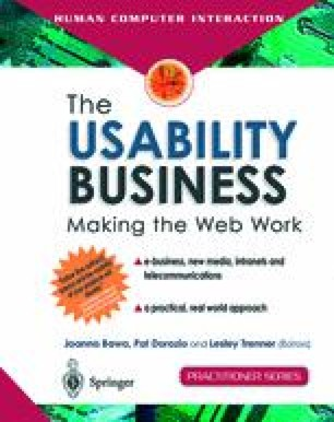 The Usability Business