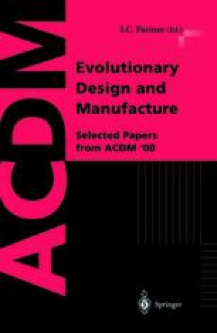 Evolutionary Design and Manufacture