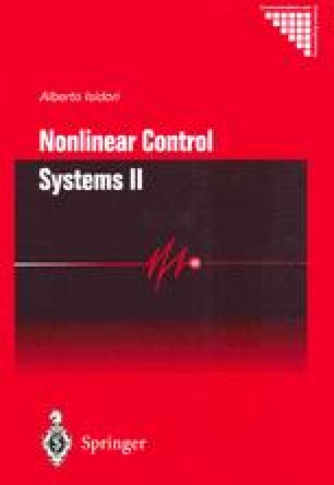 Nonlinear Control Systems II