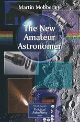 The New Amateur Astronomer