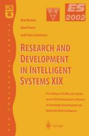 Research and Development in Intelligent Systems XIX