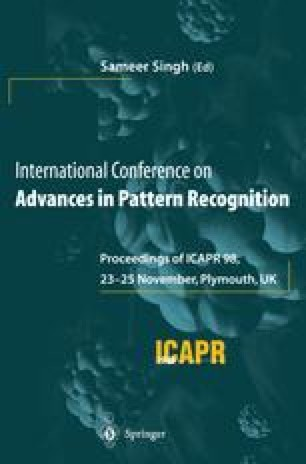 International Conference on Advances in Pattern Recognition