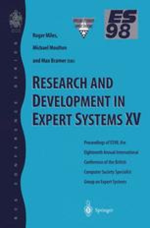 Research and Development in Expert Systems XV