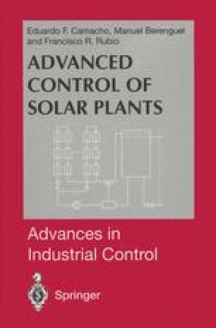 Advanced Control of Solar Plants