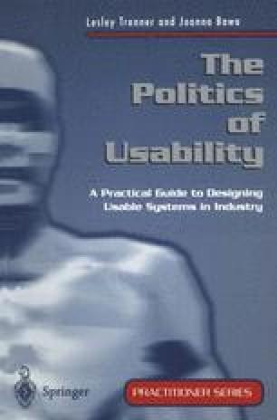 The Politics of Usability