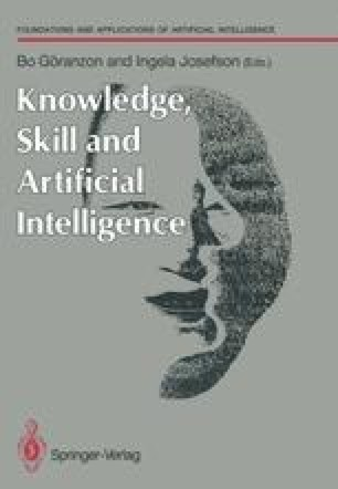 Knowledge, Skill and Artificial Intelligence