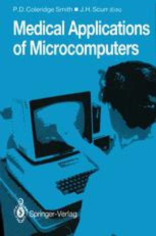 Medical Applications of Microcomputers