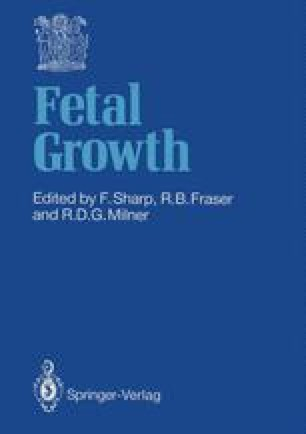 Fetal Growth