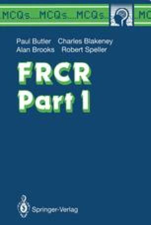 FRCR Part I