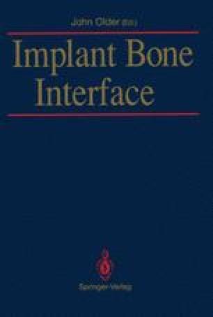 Implant Bone Interface