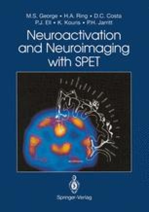 Neuroactivation and Neuroimaging with SPET
