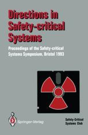 Directions in Safety-Critical Systems