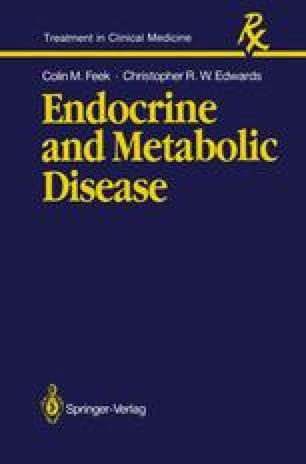 Endocrine and Metabolic Disease