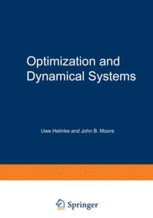 Optimization and Dynamical Systems