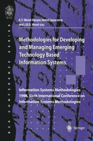 Methodologies for Developing and Managing Emerging Technology Based Information Systems