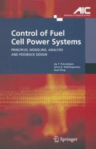 Control of Fuel Cell Power Systems