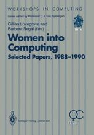Women into Computing