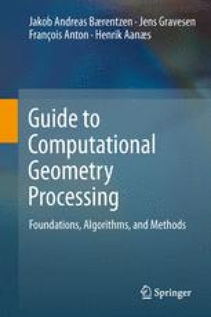 Guide to Computational Geometry Processing