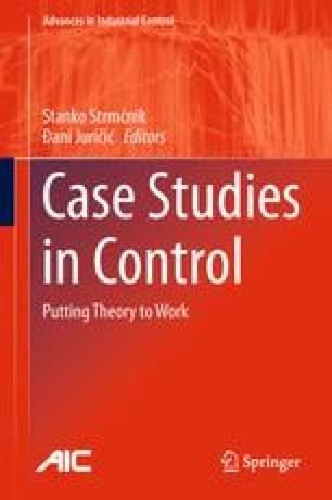 Case Studies in Control