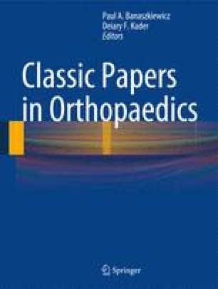 Classic Papers in Orthopaedics