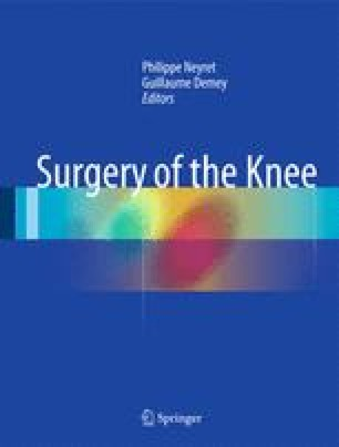 Surgery of the Knee