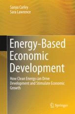 Energy-Based Economic Development