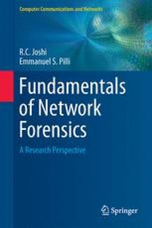 Fundamentals of Network Forensics