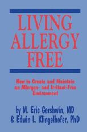Living Allergy Free