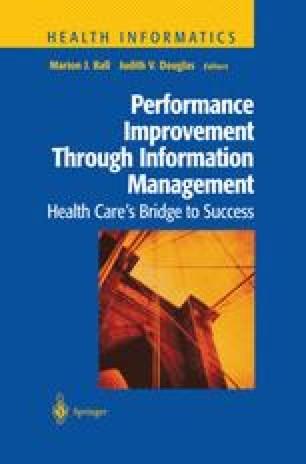 Performance Improvement Through Information Management