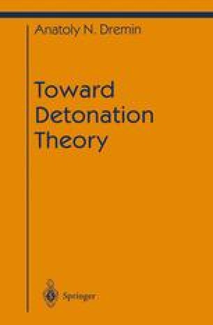 Toward Detonation Theory