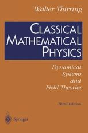 Classical Mathematical Physics