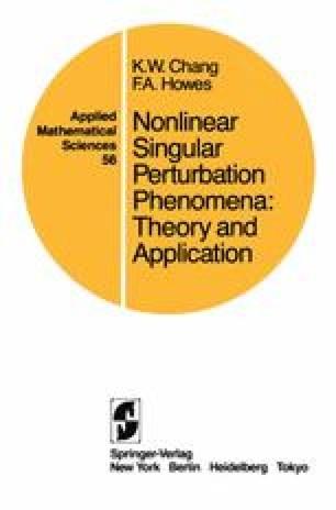 Nonlinear Singular Perturbation Phenomena