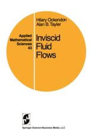 Inviscid Fluid Flows