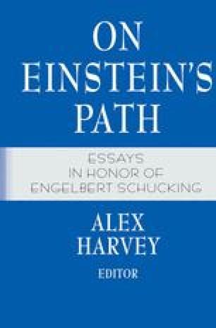 On Einstein's Path
