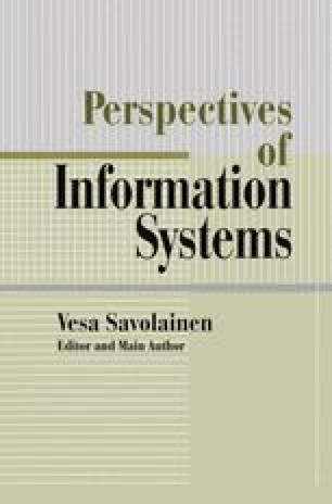 Perspectives of Information Systems