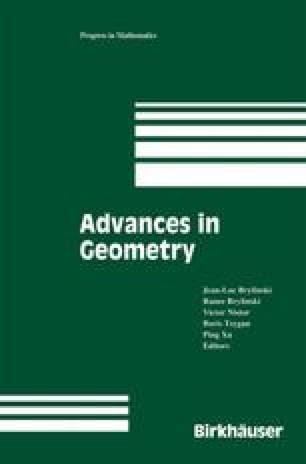 Advances in Geometry