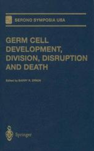 Germ Cell Development, Division, Disruption and Death