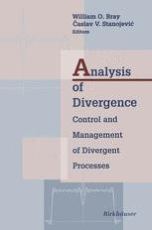 Analysis of Divergence