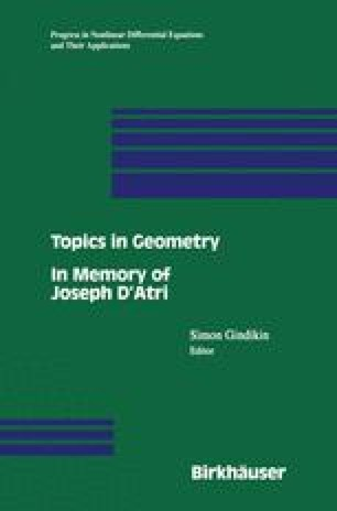 Topics in Geometry