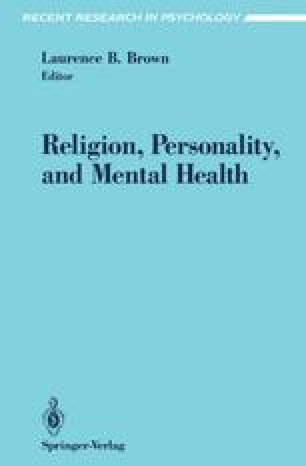 psychological theory of religion