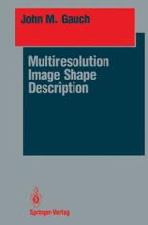 Multiresolution Image Shape Description