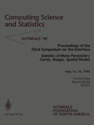 Computing Science and Statistics