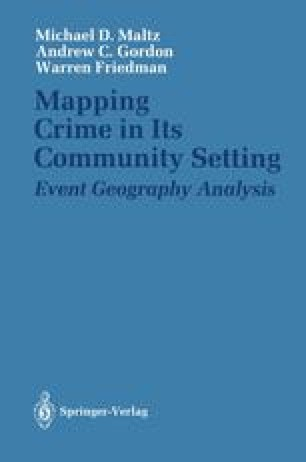 Mapping Crime in Its Community Setting